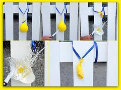 balloon burst sequence