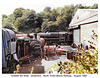 Outside the shed Grosmont NYMR 8 1989