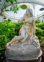 Statue of Eve by Scipione Tadolini (c.1870)