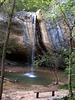 Водопад Нижний Кубалар (Козырек)