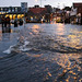 whitby - wet streets 13jan2017