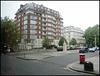 Lancaster Gate flats