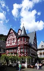DE - Bacharach - Altes Haus