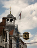 The Grade 1 listed historic Guildford Guildhall