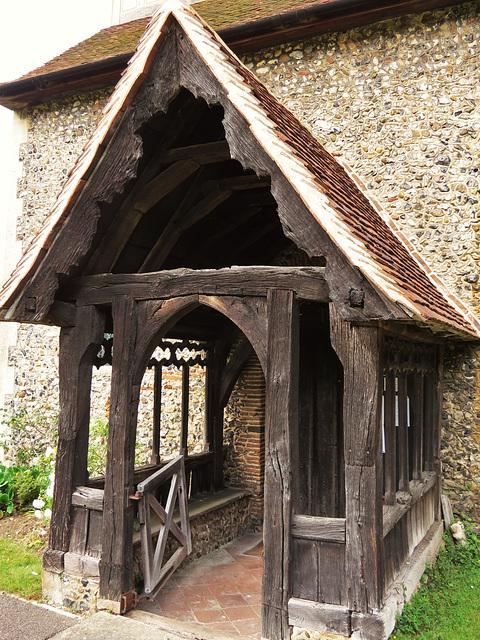 little hallingbury church, essex