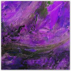...purple mood...