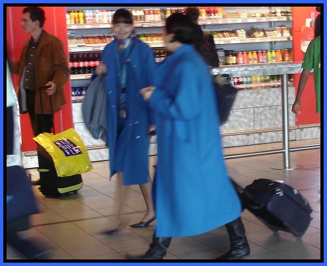 See Buy Fly KLM duo
