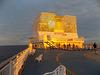 Die goldene Stunde auf der Pont-Aven