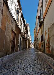 Setúbal, street.
