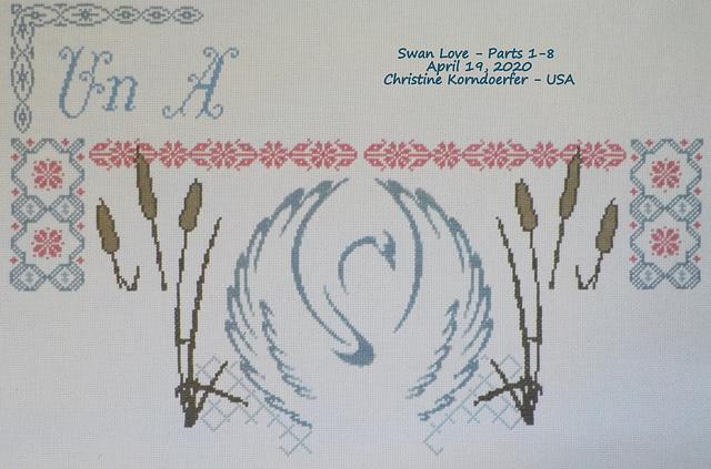 Swan Love - Parts 1-8 - Apr 19, 2020