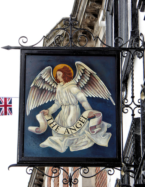 Sign of the Angel Hotel Guildford