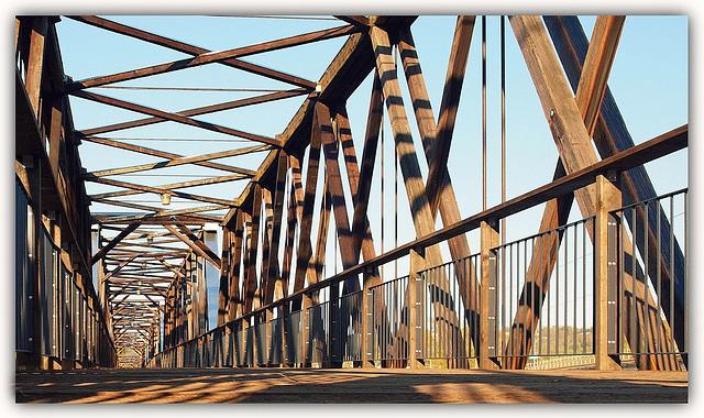 Fraser Bridge, Quesnel, BC