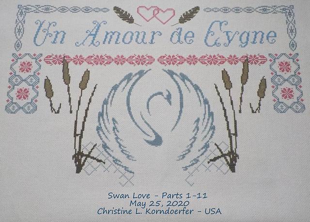 Swan Love - Parts 1-11 - May 25, 2020