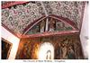 Ovingdean, Saint Wulfran - Sanctuary ceiling & east wall
