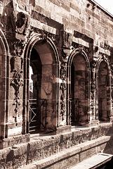 Trier - Porta Nigra - Detail