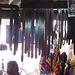 Belts in a shop