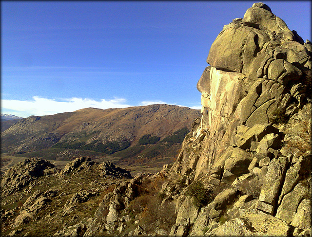 Spot the climbers