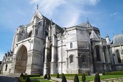La cathédrale !
