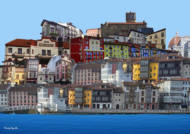 Collage urbano