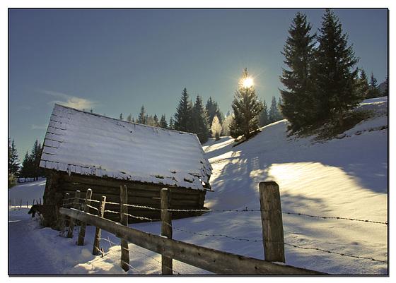 Walking In A Winter Wonderland - HFF