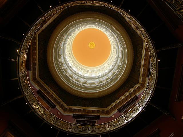 New Jersey State Capitol Rotunda