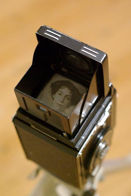 Photograph of my Grandma