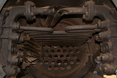 Dampfpflug Detail