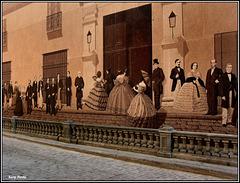 """""""Mural en Mercaderes"""" - La Habana - CUBA"""