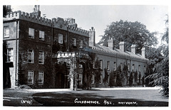 Guilsborough Hall, Northamptonshire  (Demolished)