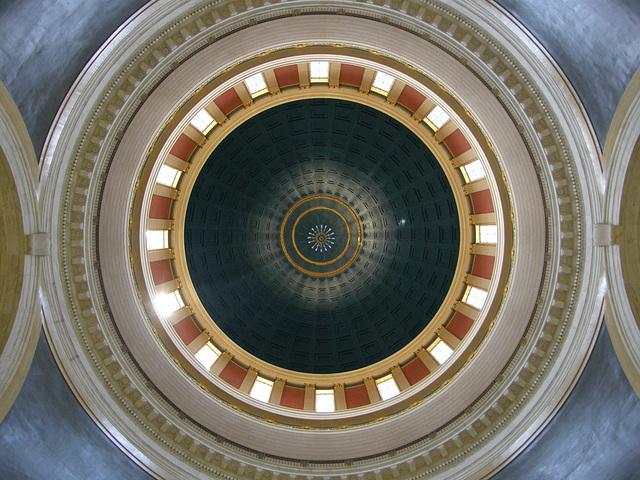 West Virginia State Capitol Rotunda