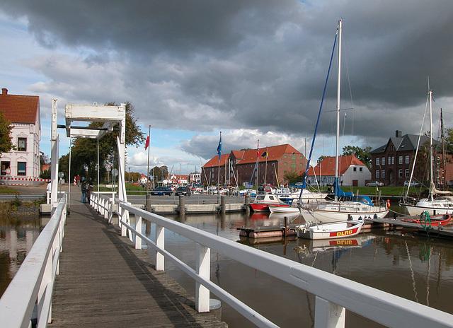 Tönning, Jachthafen
