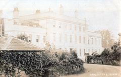 Harlestone House Northamptonshire (Demolished)