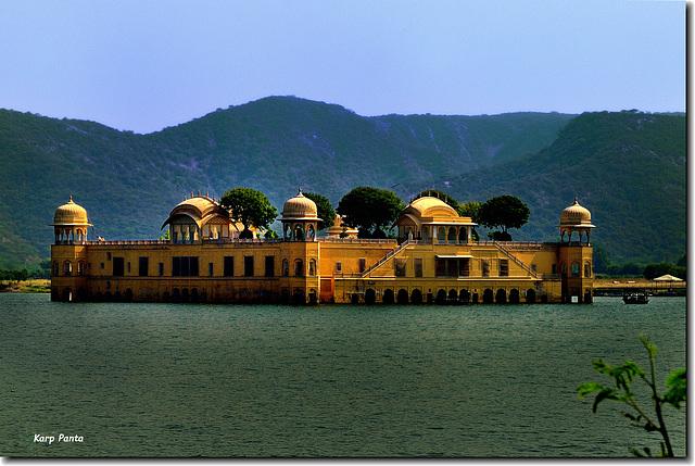 """""""Jal Mahal"""" - Jaipur - Rajasthan - INDIA"""