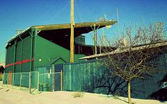 Kiger Stadium, built 1947 and still in use