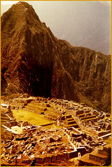 Macchu Picchu Pérou