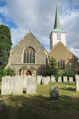 chigwell church, essex