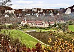Benediktinerstift Beuron an der Oberen Donau
