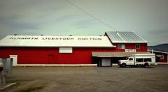 Livestock Auction Cafe? No!