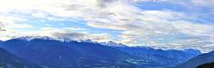 Dolomitenblick vom Großen Seefeldsee  (3Notes)