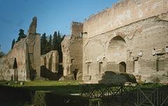 IT - Rom - Thermen des Caracalla