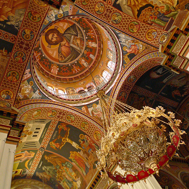 Greece - Crete, Heraklion: Agios Minas Cathedral