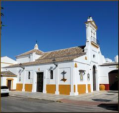 Almensilla (Espagne, Andalousie) 14 juillet 2018.