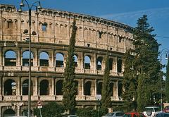 IT - Rom - Colosseum