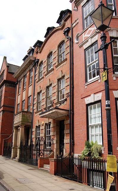 Cornwall Street, Birmingham