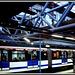 Principe Pío metro and mainline station, Madrid.