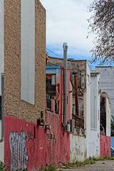 Valencia - Hinterhof (© Buelipix)