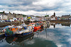 Tarbert in Reflective Mood