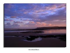 Winchelsea Beach at dusk - 16.8.07