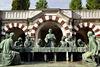 The Last Supper (Cimitero Monumentale di Milano)