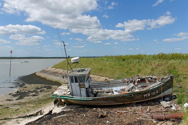 The Quay, Foulness Island